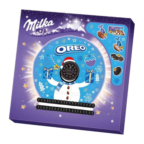 Milka Oreo Advent Calendar - Chocolate & More Delights