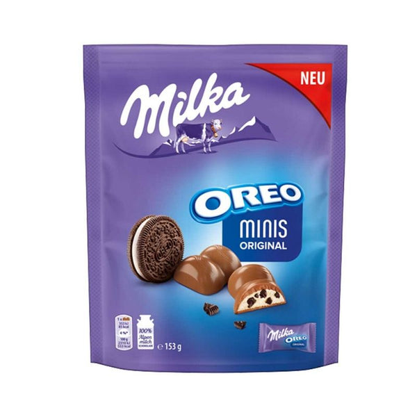Milka Oreo Minis - Chocolate & More Delights