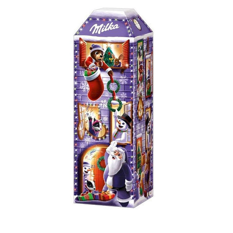 Milka Advent Calendar Tower - Chocolate & More Delights