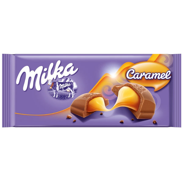 Milka Caramel - Chocolate & More Delights