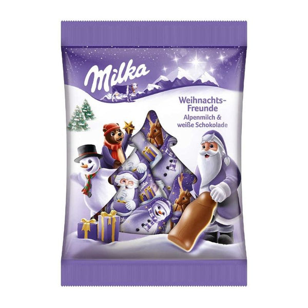 Milka Christmas Friends - Chocolate & More Delights