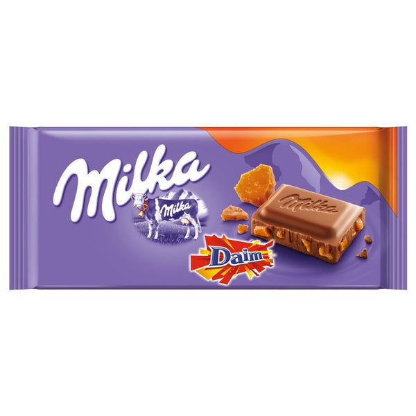 Milka Daim - Chocolate & More Delights