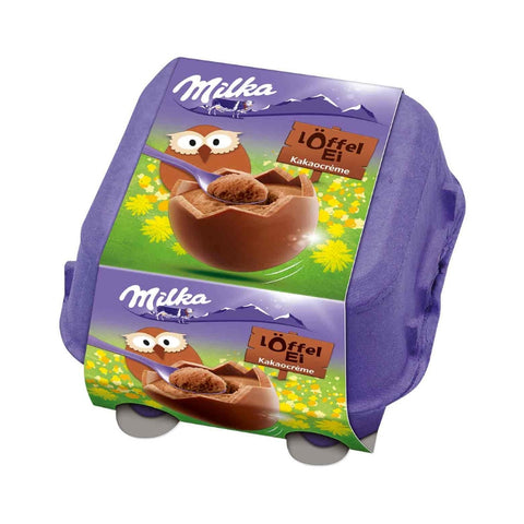 Milka Dip Eggs Chocolate - Chocolate & More Delights