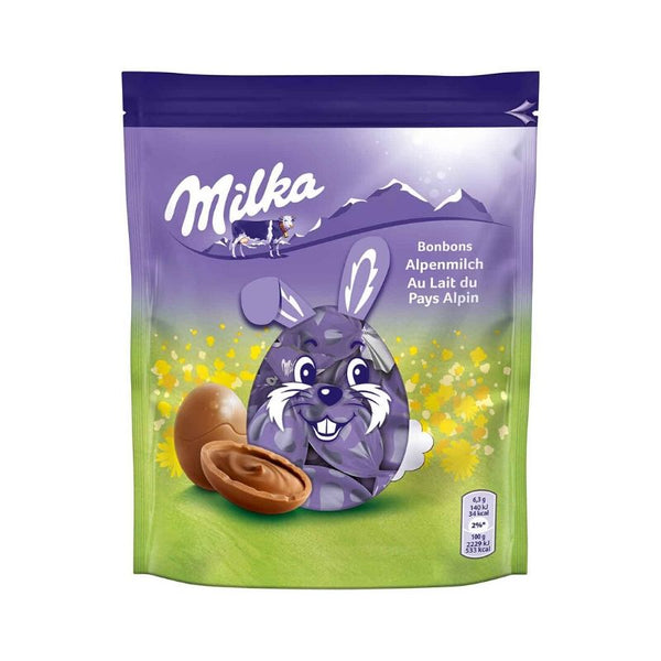 Milka Easter Eggs Alpine Milk Chocolate - Chocolate & More Delights