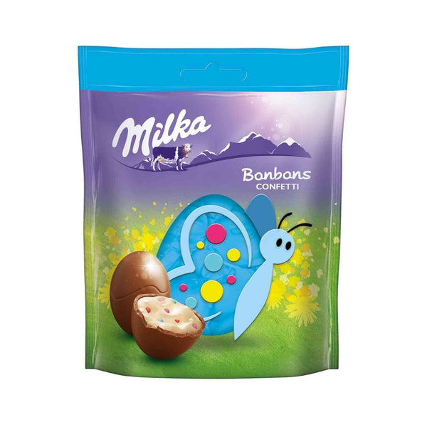Milka Easter Eggs Confetti - Chocolate & More Delights