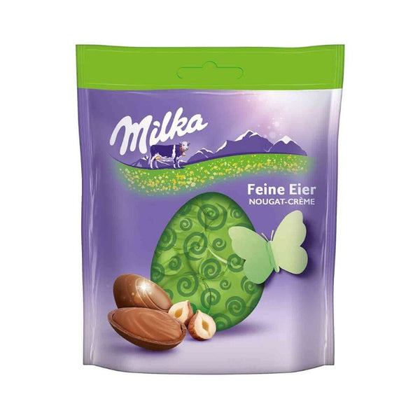 Milka Easter Eggs Nougat - Chocolate & More Delights