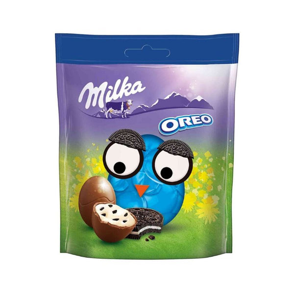 Milka Easter Eggs Oreo - Chocolate & More Delights