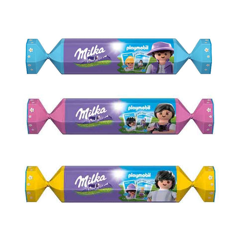 Milka Easter Playmobil Bonbon - Chocolate & More Delights