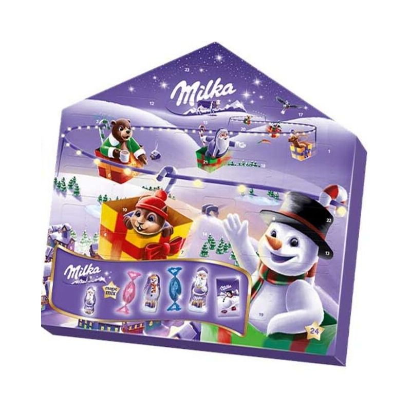 Advent Calendar Milka Magic Mix