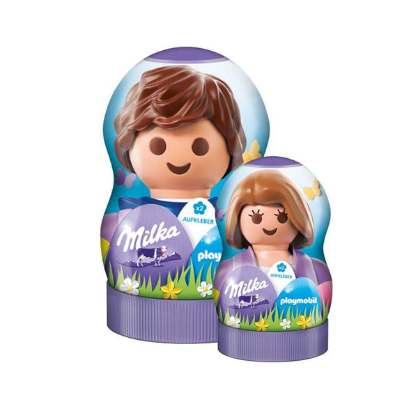 Milka Playmobil Figure - Chocolate & More Delights