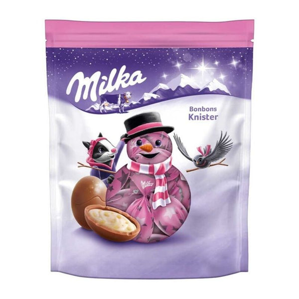 Milka Snow Balls Candy Bonbon - Chocolate & More Delights
