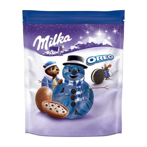 Milka Snow Balls Oreo - Chocolate & More Delights