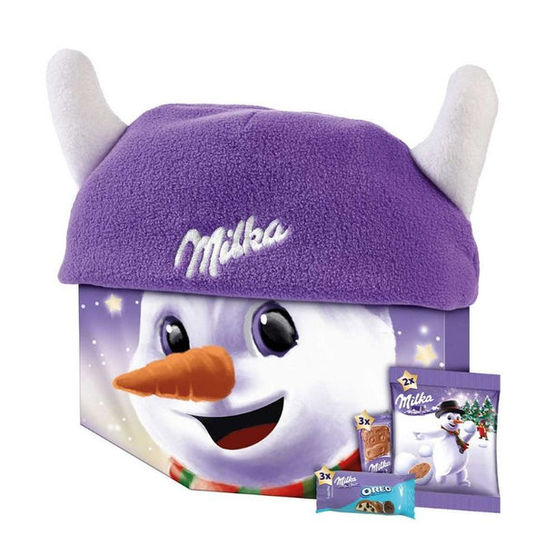 Milka Snow Hat - Chocolate & More Delights
