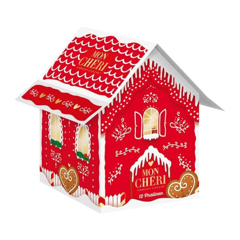 Mon Cheri Christmas Cottage - Chocolate & More Delights