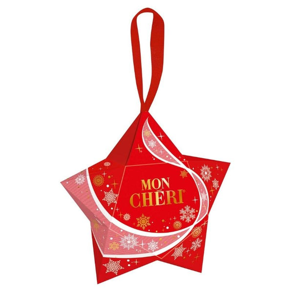 Mon Cheri Christmas Star - Chocolate & More Delights