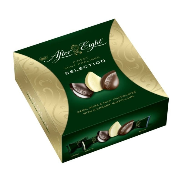Nestle After Eight Fines Mint Pralines - Chocolate & More Delights