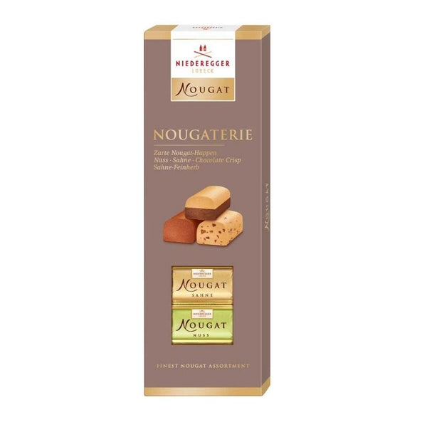 Niederegger Nougaterie Pralines 100 g - Chocolate & More Delights