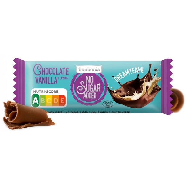 No Sugar Added Chocolate Vanilla - Chocolate & More Delights