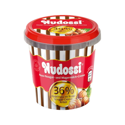 Nudossi Hazelnut Milk Spread - Chocolate & More Delights