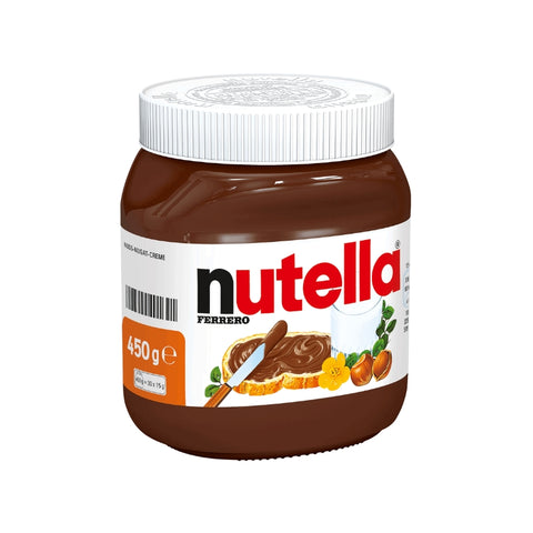 Nutella - Chocolate & More Delights