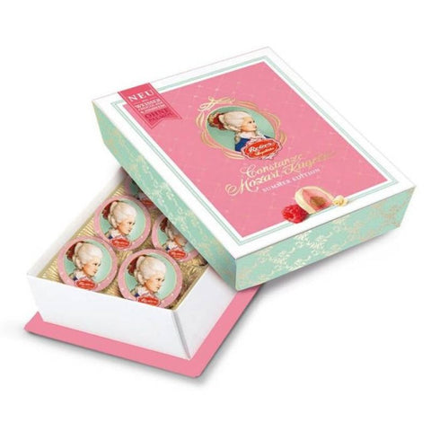 Reber Mozart Kugeln White Chocolate - Chocolate & More Delights