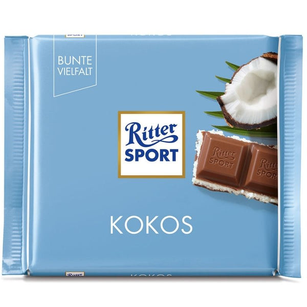 Ritter Sport Coconut - Chocolate & More Delights