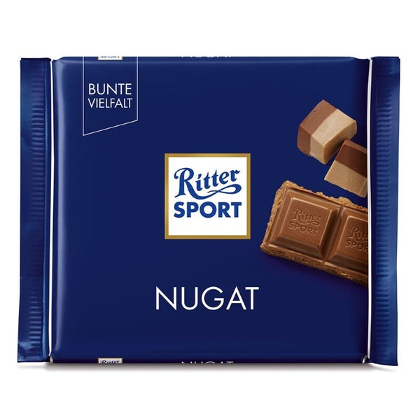 Ritter Sport Nougat - Chocolate & More Delights