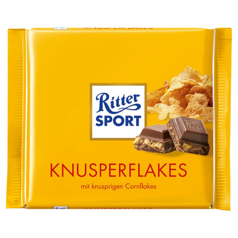 Ritter Sport - Cornflakes