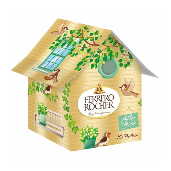 Ferrero Rocher Bird House - Chocolate & More Delights