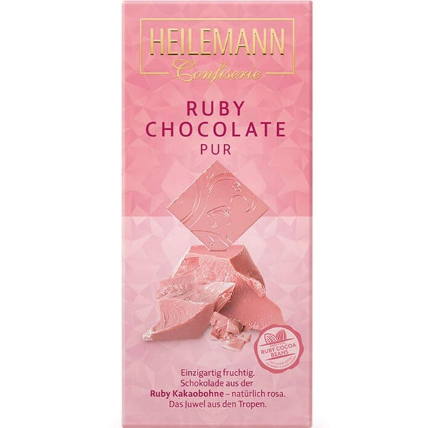 Ruby Chocolate - Chocolate & More Delights