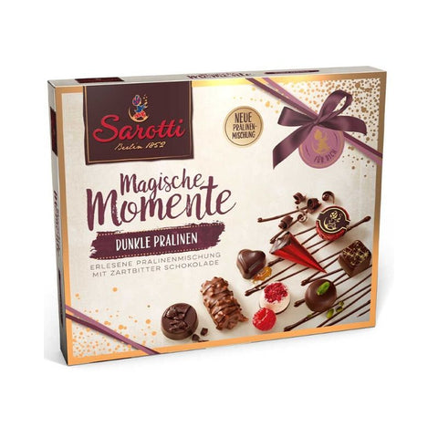 Sarotti Magic Moments Dark Chocolate Pralines - Chocolate & More Delights