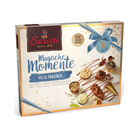 Sarotti Magic Moments Milk Chocolate Pralines  - Chocolate & More Delights