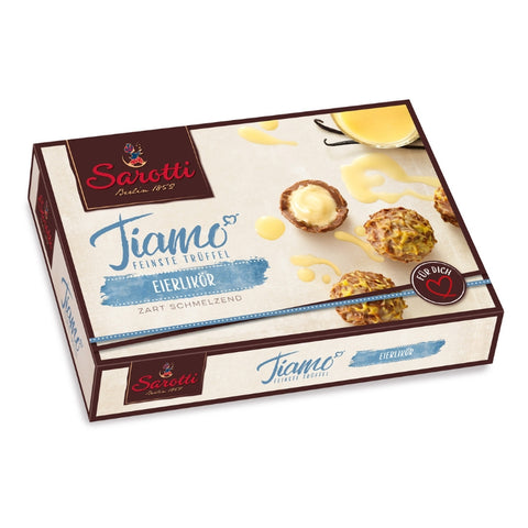 Sarotti Tiamo Chocolate Truffles Eggnog - Chocolate & More Delights
