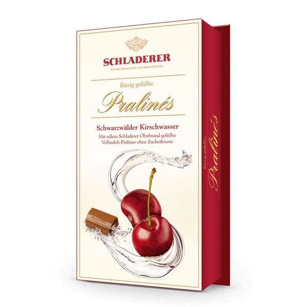 Schladerer Black Forest Cherry Brandy Chocolates - Chocolate & More Delights