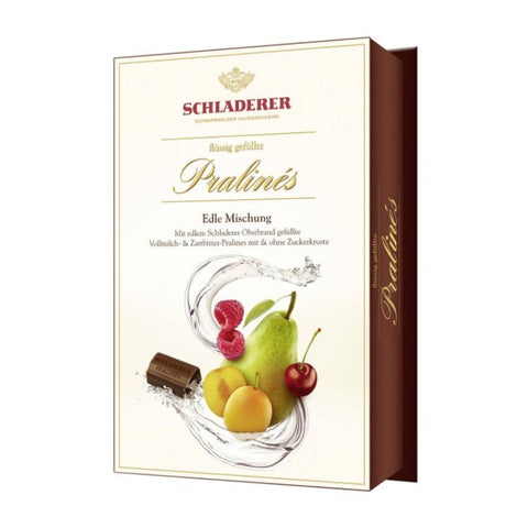 Schladerer Liquor Filled Pralines - Chocolate & More Delights