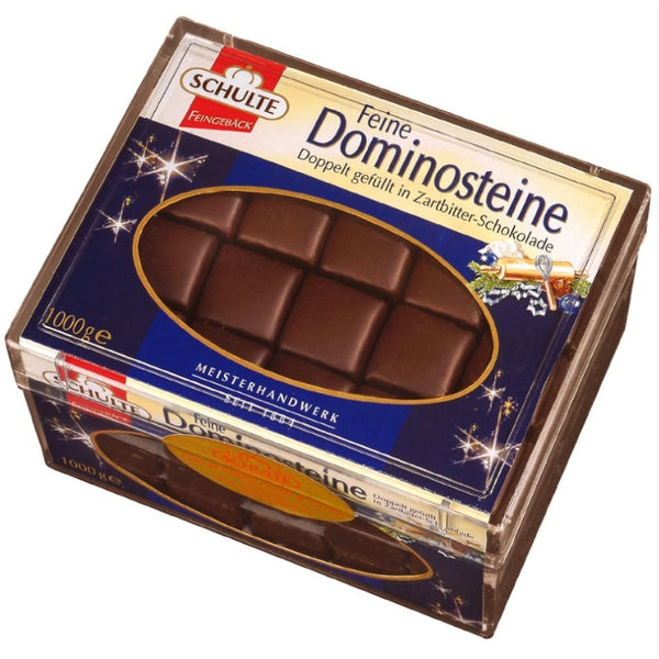 Schulte Gingerbread Dominosteine - Chocolate & More Delights