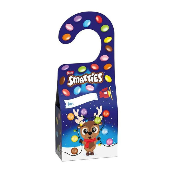 Smarties Christmas Tree Hanger - Chocolate & More Delights