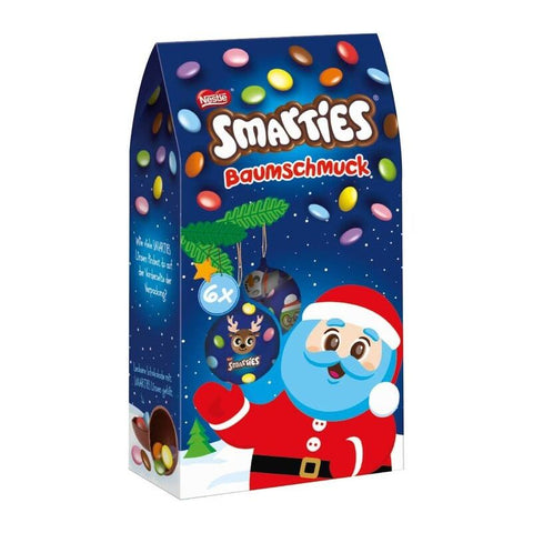 Smarties Christmas Tree Decoration - Chocolate & More Delights
