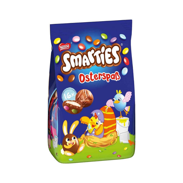 Smarties Easter Eggs - Chocolate & More Delights