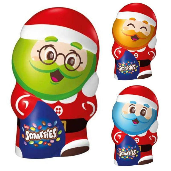 Smarties Santa Claus - Chocolate & More Delights