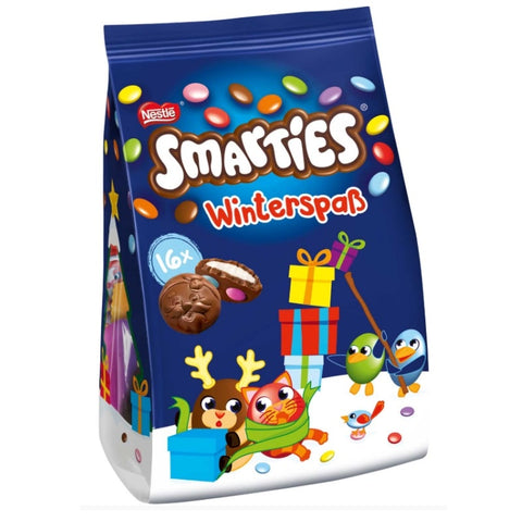 Smarties Winter Fun - Chocolate & More Delights