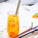 tainless Steel Cocktail Straws - Chocolate & More Delights