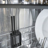 Stainless Steel Straw Dishwasher Basket - Chocolate & More Delights