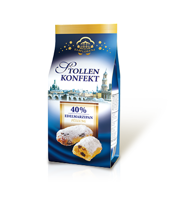 Stollen Confectionery Marzipan