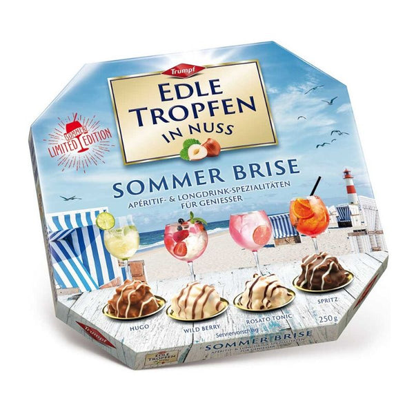 Trumpf Edle Tropfen Liqor Filled Chocolate Summer Breeze - Chocolate & More Delights