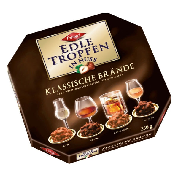 Trumpf Liquor Filled Pralines Classic Brandy - Chocolate & More Delights