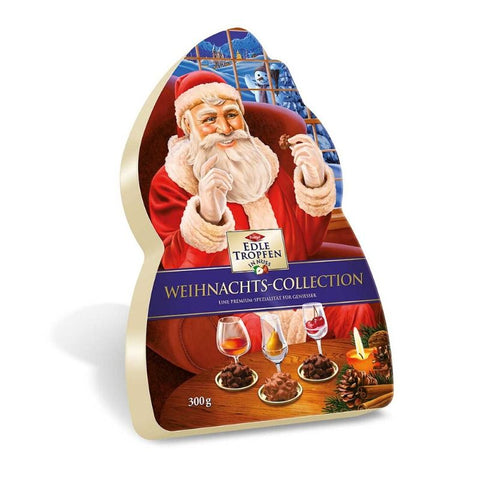 Trumpf Liquor Filled Pralines Santa Claus - Chocolate & More Delights