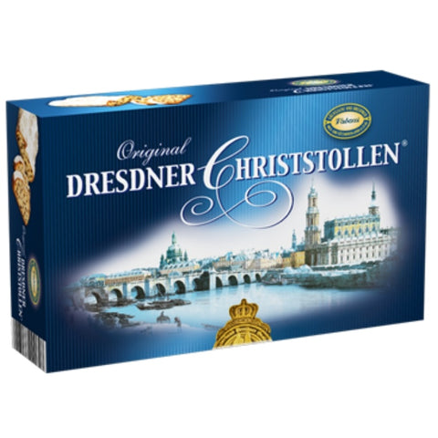 Vadossi Dresdner Christstollen 1000 g - Chocolate & More Delights