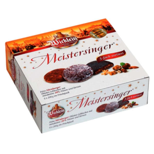 Wicklein Meistersinger Gingerbread Mix - Chocolate & More Delights