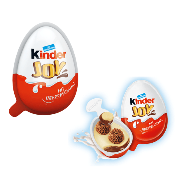 Kinder Joy (12 eggs)